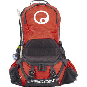 Ergon BE2 Enduro Zaino 6,5 L, black/red